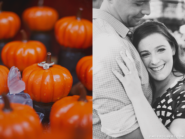 diagon alley & hogsmeade engagement photos - emilyrgilbert.com