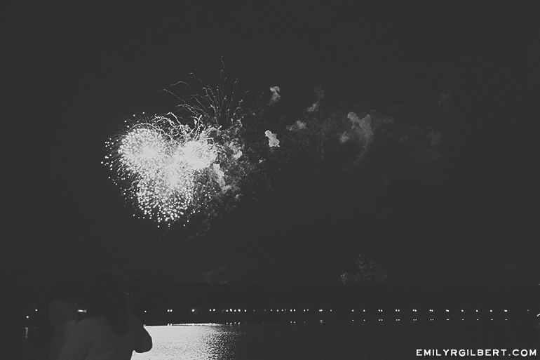 grand floridian dessert party - wishes fireworks - emilyrgilbert.com